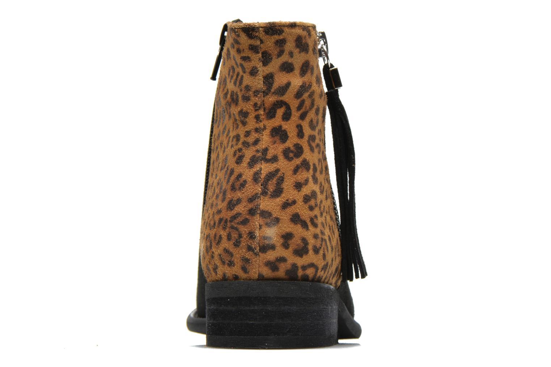 Amelle Noir leopard