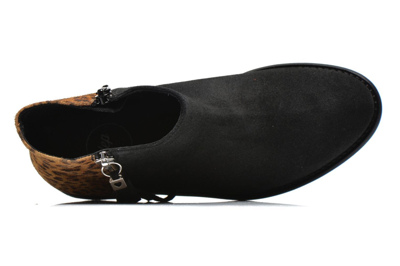 Boots en enkellaarsjes Yep Amelle Zwart links