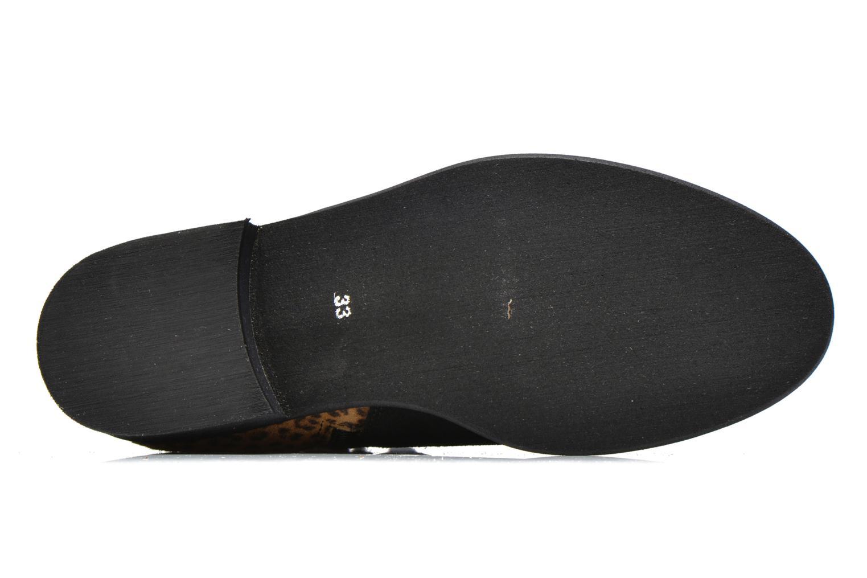 Bottines et boots Yep Amelle Noir vue haut