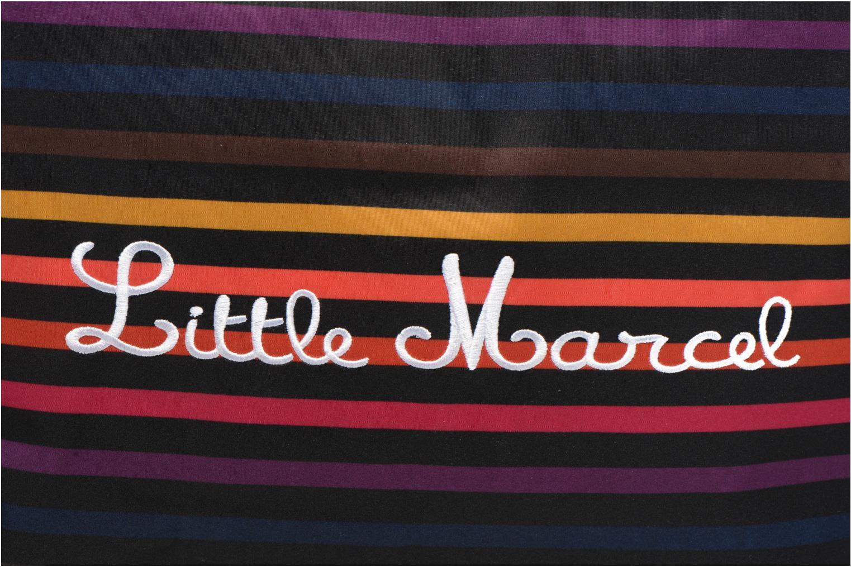 Sacs à main Little Marcel Suva multi Multicolore vue gauche