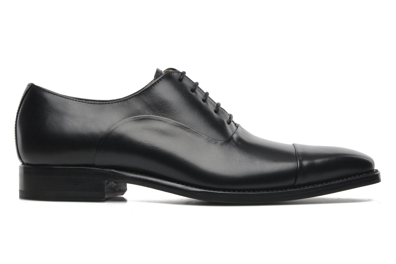 Schnürschuhe Marvin&Co Luxe Weloofu - Cousu Goodyear schwarz ansicht von hinten