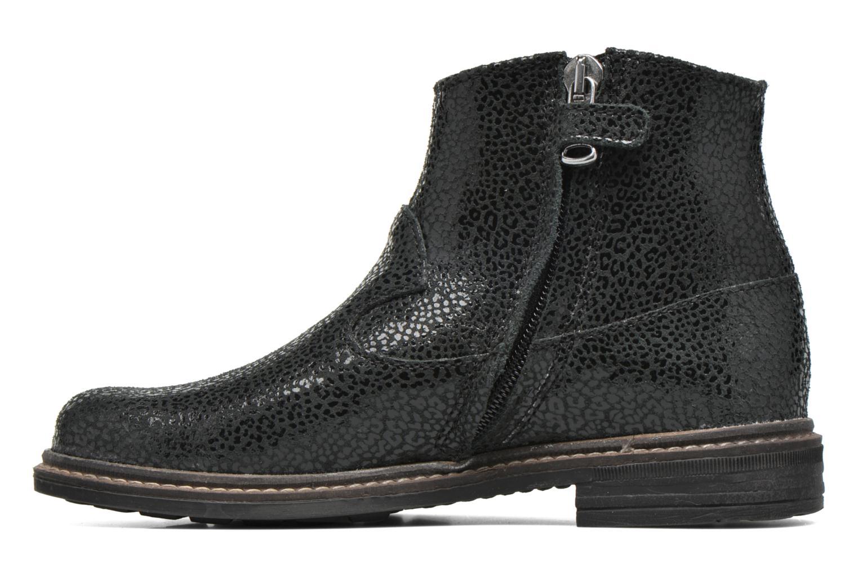 Bottines et boots Little Mary Rapide Noir vue face