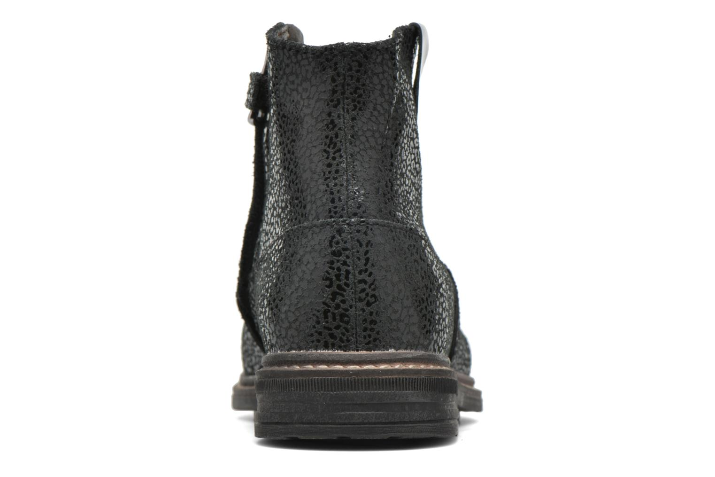 Bottines et boots Little Mary Rapide Noir vue droite