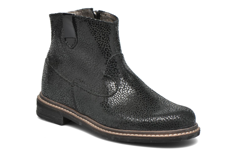 Boots en enkellaarsjes Little Mary Rapide Zwart detail