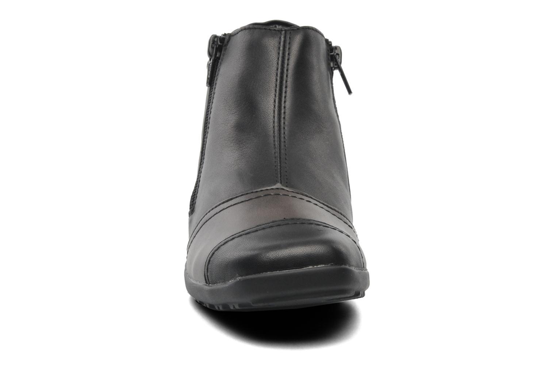 Bottines et boots Remonte Jodie D0581 Noir vue portées chaussures