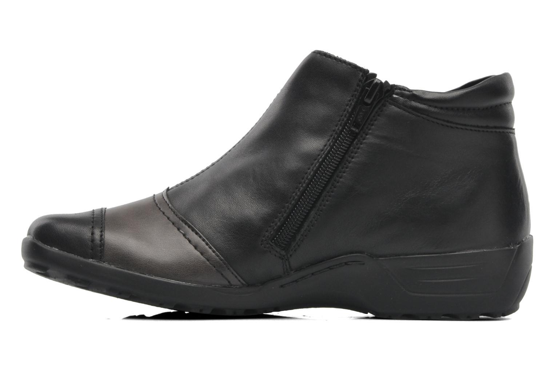 Bottines et boots Remonte Jodie D0581 Noir vue face