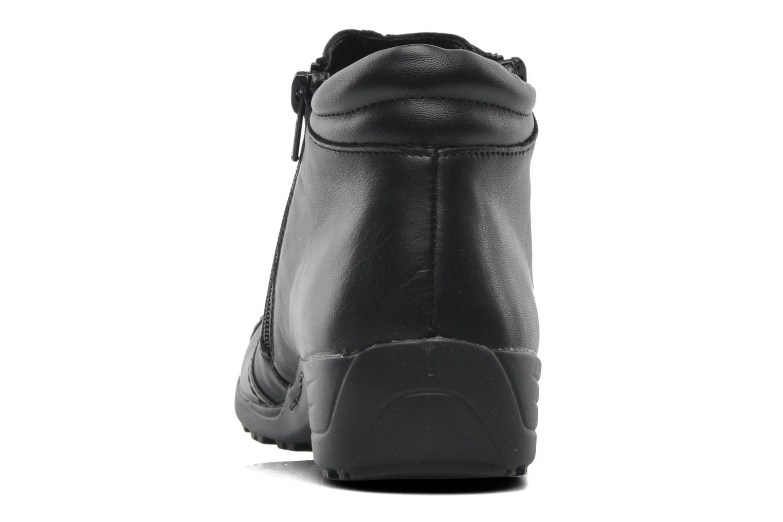 Bottines et boots Remonte Jodie D0581 Noir vue droite