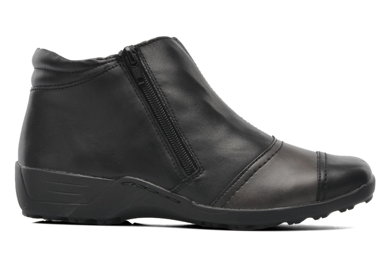 Bottines et boots Remonte Jodie D0581 Noir vue derrière
