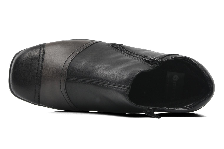 Bottines et boots Remonte Jodie D0581 Noir vue gauche