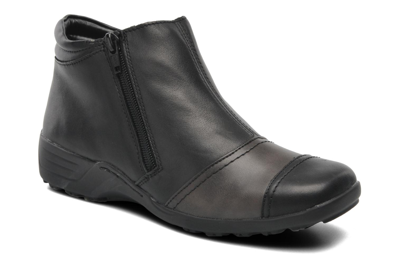 Bottines et boots Remonte Jodie D0581 Noir vue détail/paire