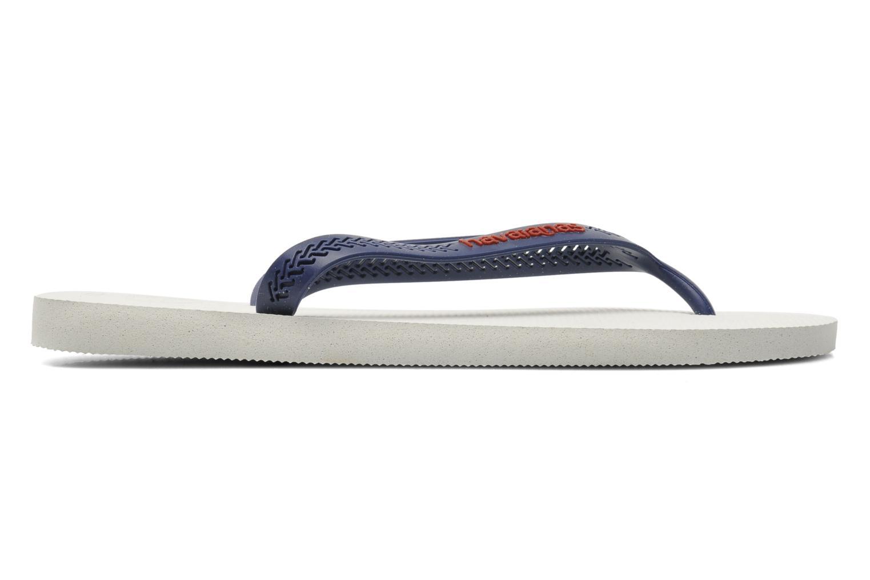 Slippers Havaianas Aero Blauw achterkant