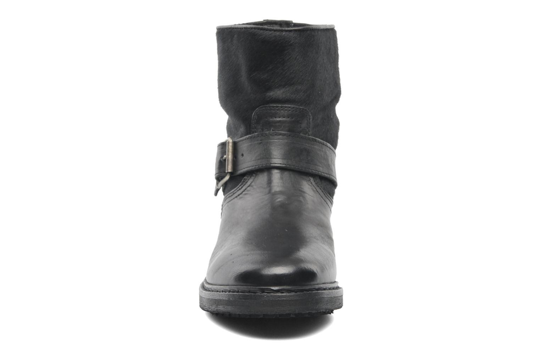 Bottines et boots Catarina Martins Micol Noir vue portées chaussures