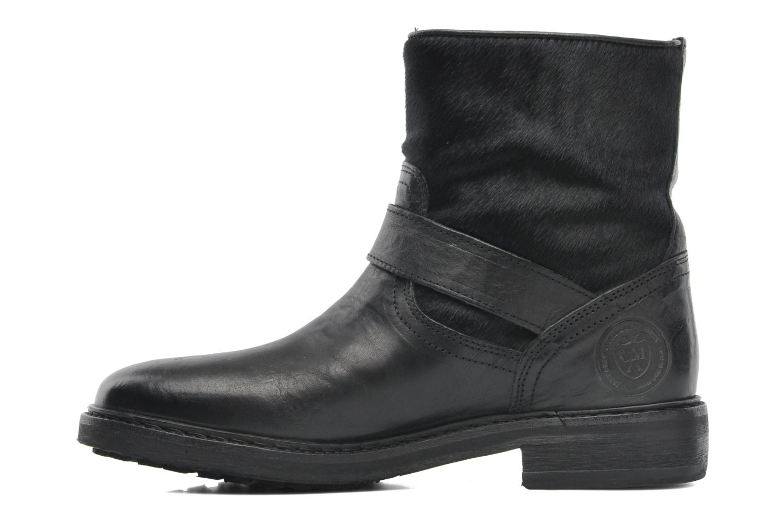 Bottines et boots Catarina Martins Micol Noir vue face