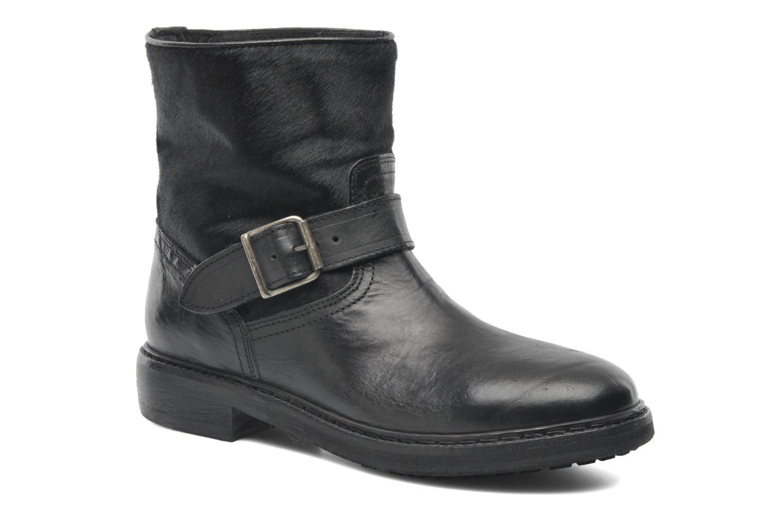 Bottines et boots Catarina Martins Micol Noir vue détail/paire