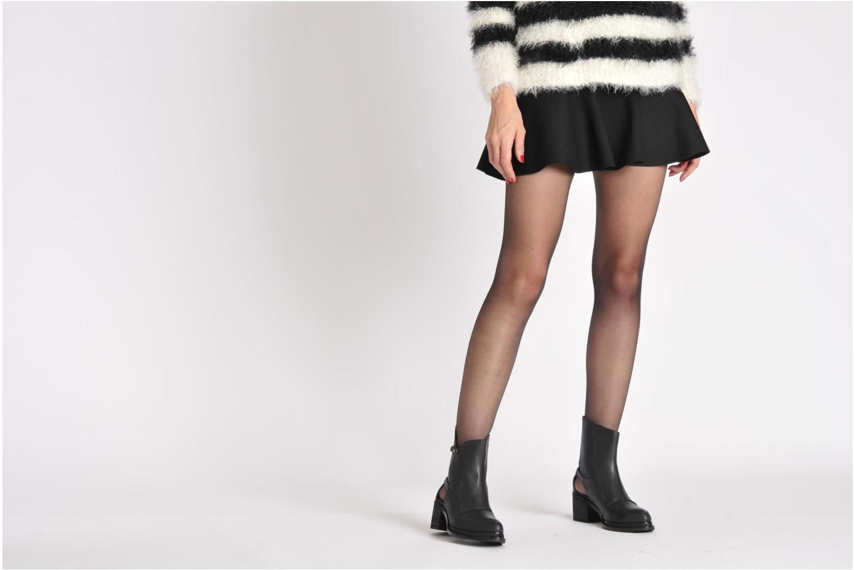Boots en enkellaarsjes Jeffrey Campbell Modelo Zwart onder