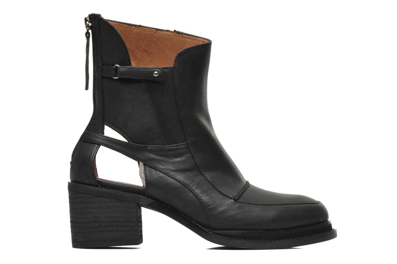 Boots en enkellaarsjes Jeffrey Campbell Modelo Zwart achterkant