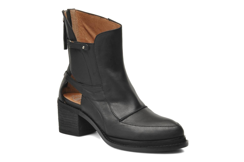 Boots en enkellaarsjes Jeffrey Campbell Modelo Zwart detail