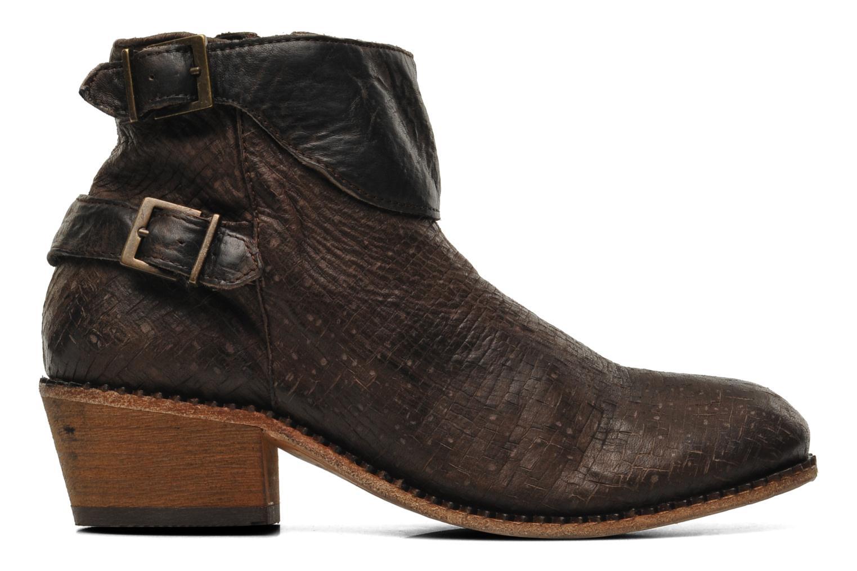 Bottines et boots H By Hudson Lumo Marron vue derrière