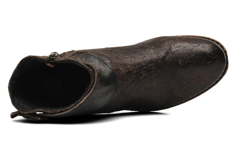 Bottines et boots H By Hudson Lumo Marron vue gauche