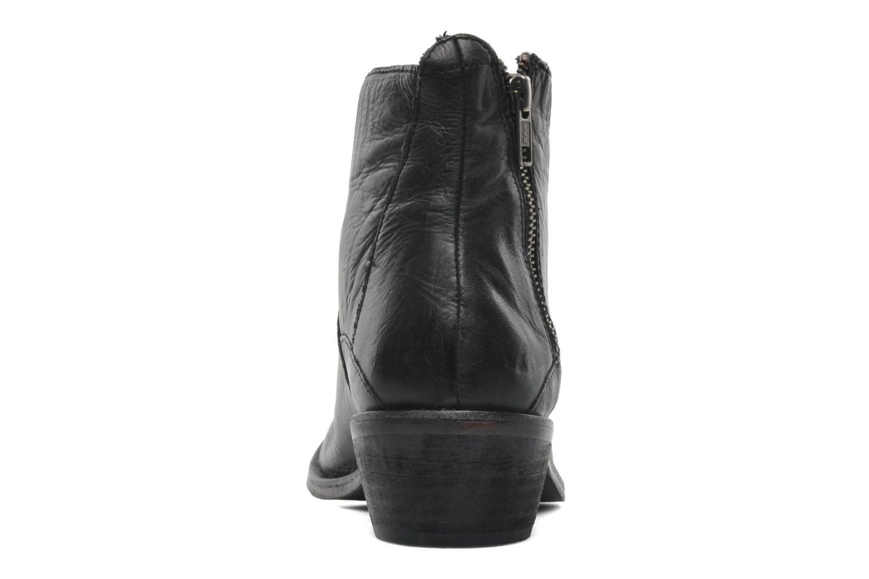 Stiefeletten & Boots H By Hudson Fop schwarz ansicht von rechts