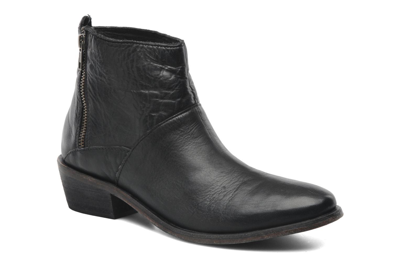 Stiefeletten & Boots H By Hudson Fop schwarz detaillierte ansicht/modell
