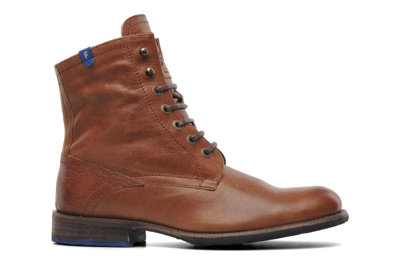 Bottines et boots Floris Van Bommel Roy Marron vue derrière