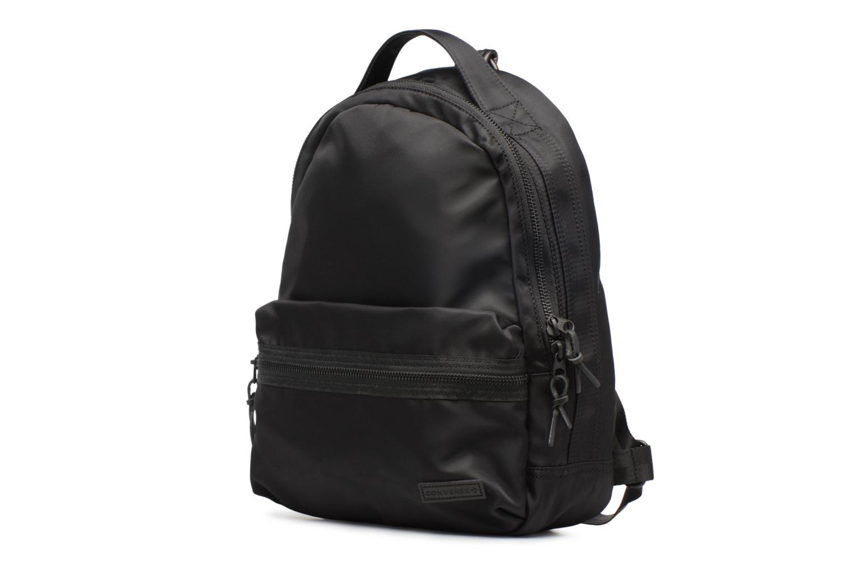 Rucksäcke Converse Mini Backpack schwarz schuhe getragen