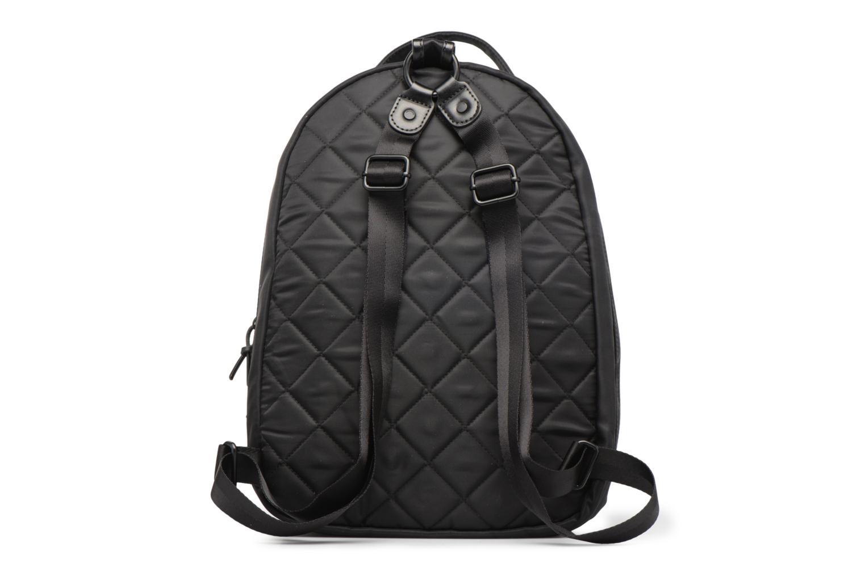 Rucksäcke Converse Mini Backpack schwarz ansicht von vorne