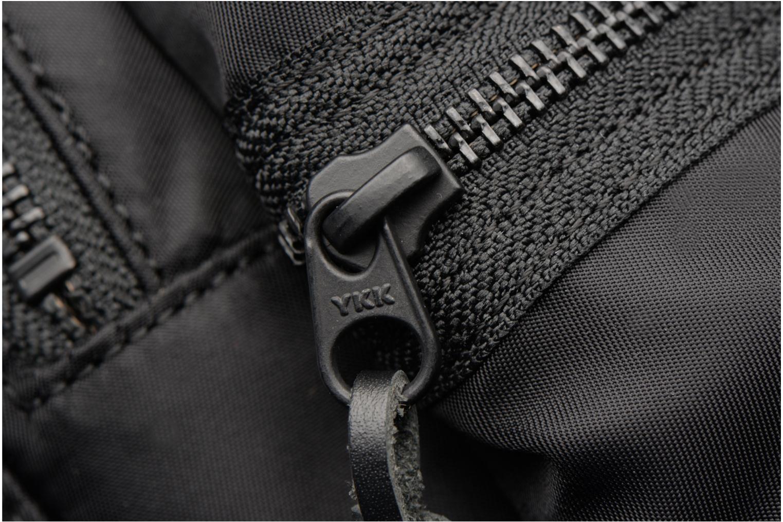 Rucksäcke Converse Mini Backpack schwarz ansicht von links