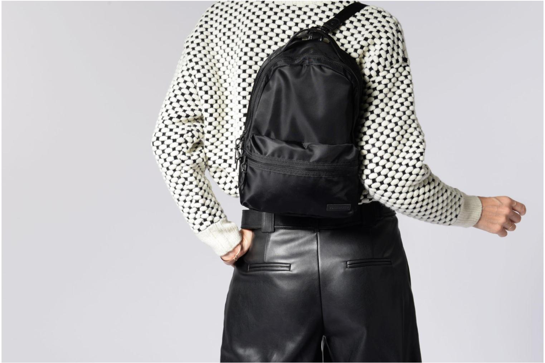 Rucksäcke Converse Mini Backpack schwarz ansicht von oben