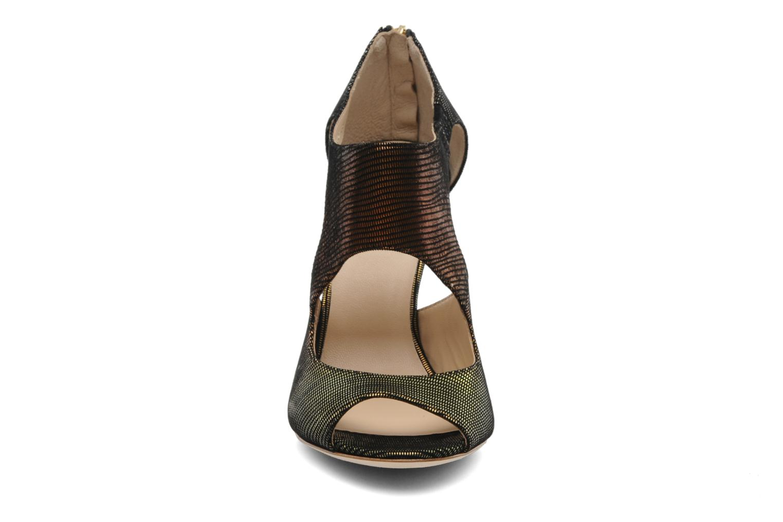 Sandalen L.K. Bennett Alma gold/bronze schuhe getragen