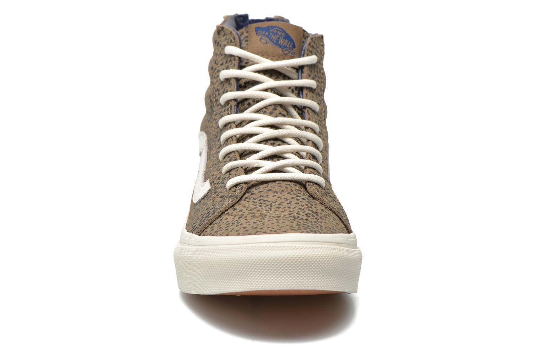 Sneakers Vans SK8-Hi Slim Zip Grijs model