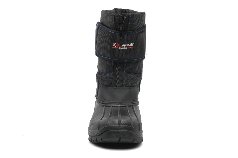 Stiefeletten & Boots Umo Fabero schwarz schuhe getragen