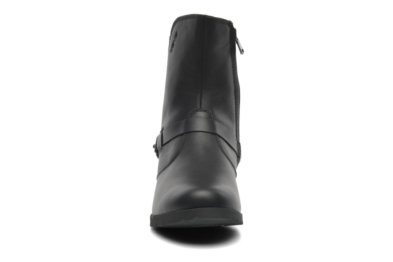 Boots en enkellaarsjes Teva De la Vina Low W Canvas Zwart model