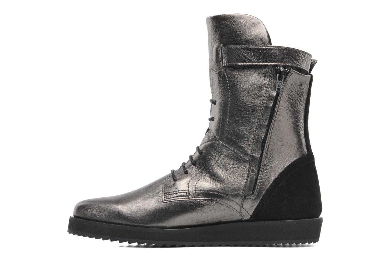 Bottines et boots Swear Karin 03 Noir vue face