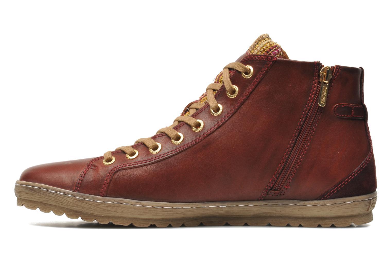 Sneaker Pikolinos Lagos 901-7312 rot ansicht von vorne