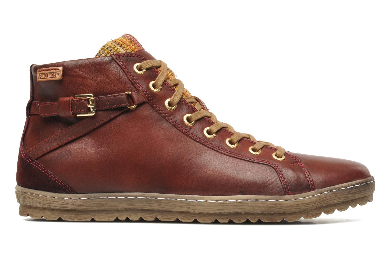 Sneaker Pikolinos Lagos 901-7312 rot ansicht von hinten