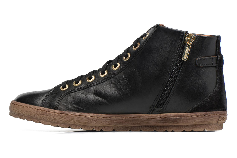 Sneaker Pikolinos Lagos 901-7312 schwarz ansicht von vorne