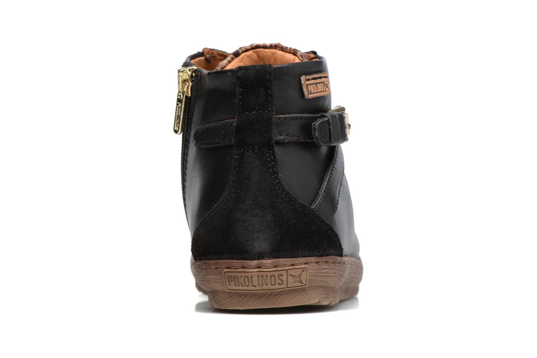 Sneaker Pikolinos Lagos 901-7312 schwarz ansicht von rechts