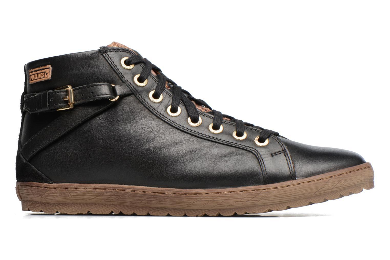 Sneaker Pikolinos Lagos 901-7312 schwarz ansicht von hinten