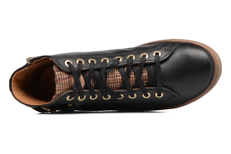 Sneaker Pikolinos Lagos 901-7312 schwarz ansicht von links