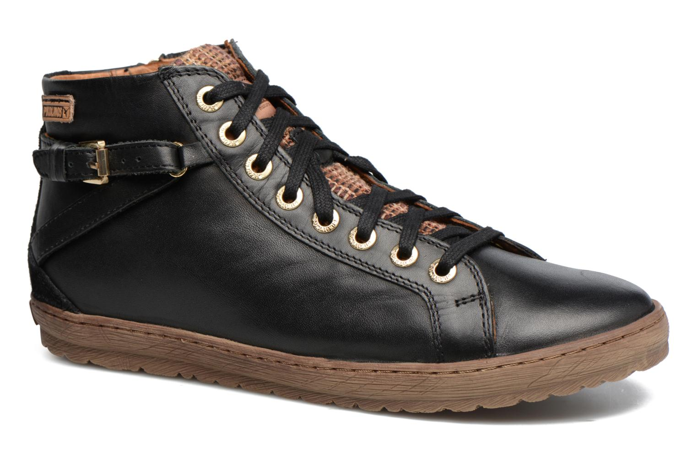 Sneakers Pikolinos Lagos 901-7312 Zwart detail
