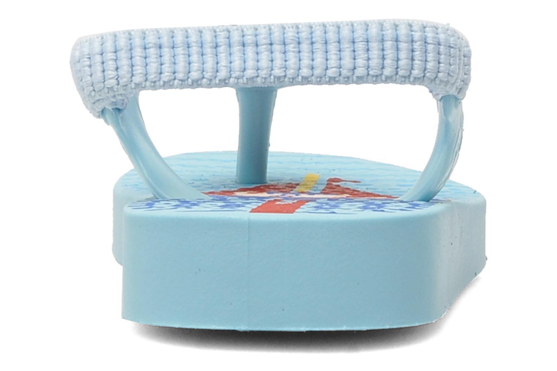 Zehensandalen Ipanema Temas Baby G blau ansicht von rechts