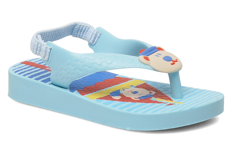 Zehensandalen Ipanema Temas Baby G blau detaillierte ansicht/modell