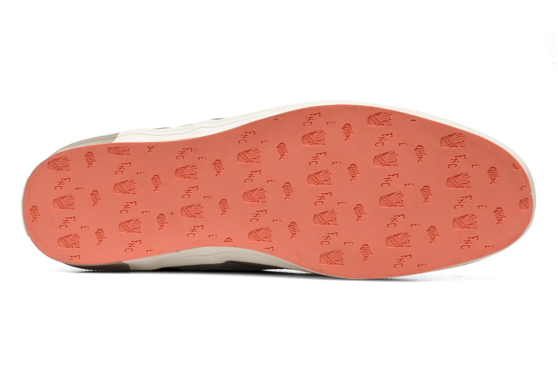 Sneaker Fish 'N' Chips Malt beige ansicht von oben