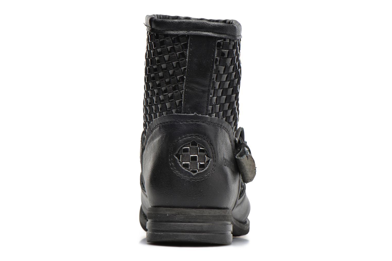 Bottines et boots Bunker Sara Sun Noir vue droite