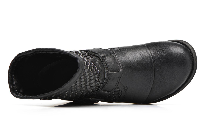 Bottines et boots Bunker Sara Sun Noir vue gauche