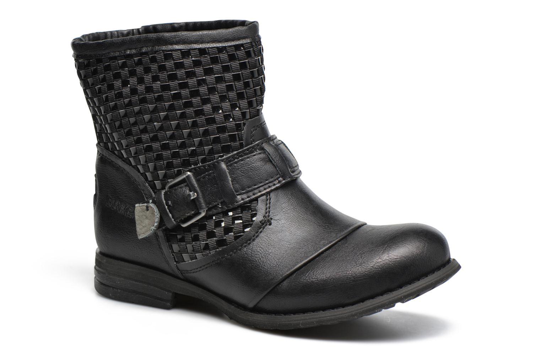 Marques Chaussure femme Bunker femme Sara Sun Tre1 Black