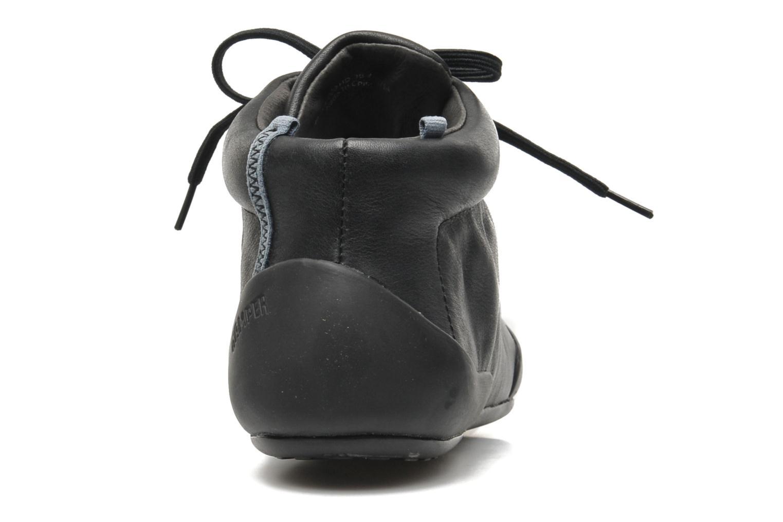 Sneaker Camper Peu Senda 46713 schwarz ansicht von rechts