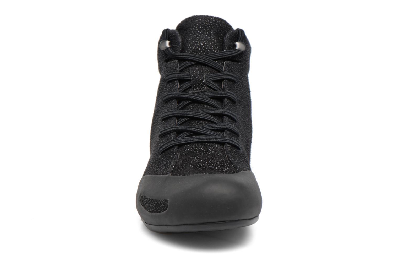 Sneaker Camper Peu Senda 46713 schwarz schuhe getragen